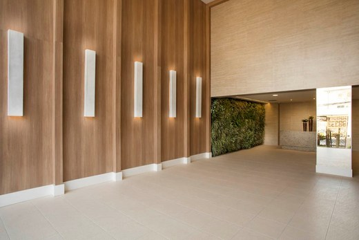 Hall - Fachada - Nobre Norte Clube Residencial - 1328 - 3