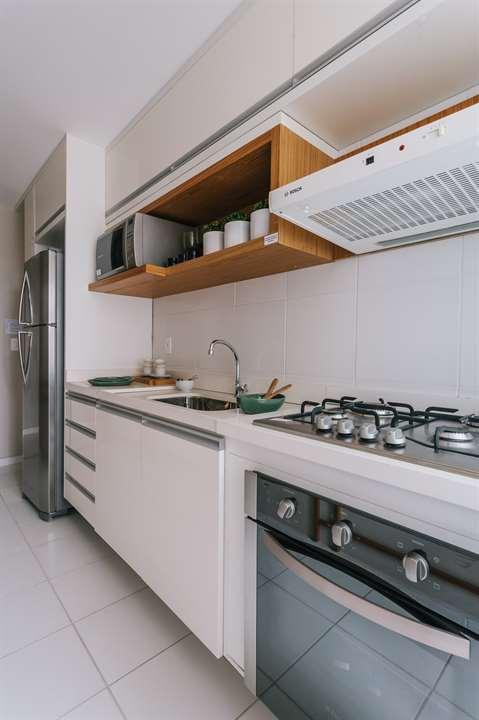 Cozinha - Fachada - Nobre Norte Clube Residencial - 1328 - 11