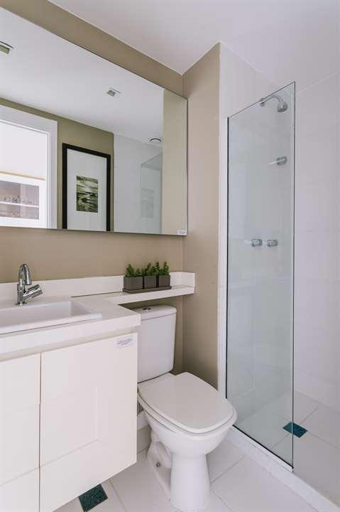 Banheiro - Fachada - Nobre Norte Clube Residencial - 1328 - 13