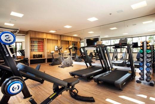 Fitness - Fachada - Nobre Norte Clube Residencial - 1328 - 25
