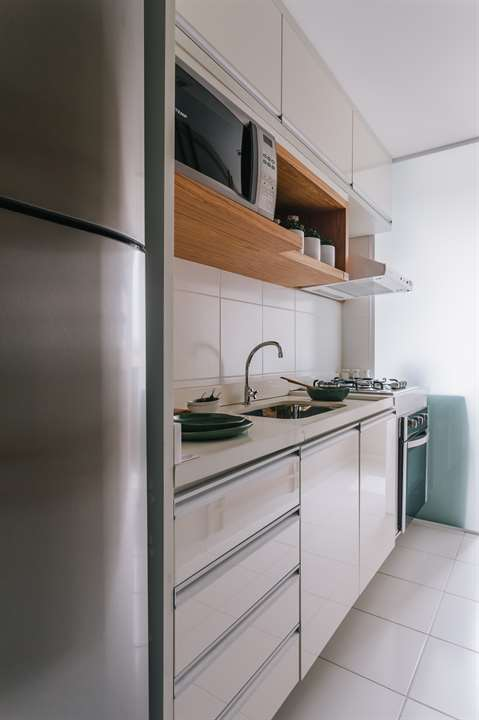 Cozinha - Fachada - Nobre Norte Clube Residencial - 1328 - 10