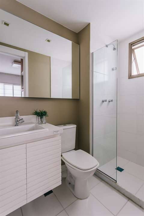 Banheiro - Fachada - Nobre Norte Clube Residencial - 1328 - 14