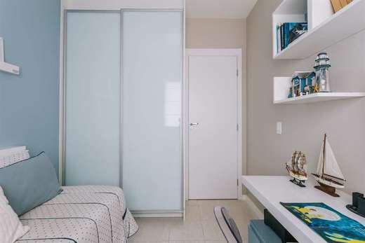 Dormitorio - Fachada - Nobre Norte Clube Residencial - 1328 - 18