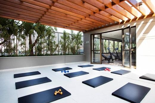 Fitness - Fachada - Nobre Norte Clube Residencial - 1328 - 26