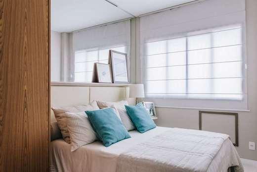 Dormitorio - Fachada - Nobre Norte Clube Residencial - 1328 - 20