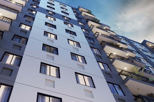Fachada - Apartamento 2 quartos à venda Cachambi, Rio de Janeiro - R$ 411.811 - II-5076-12626 - 1