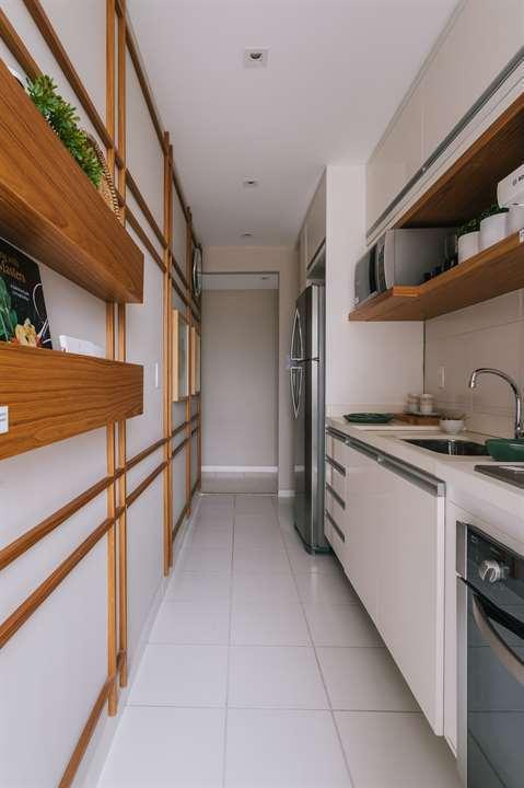 Cozinha - Fachada - Nobre Norte Clube Residencial - 1328 - 12