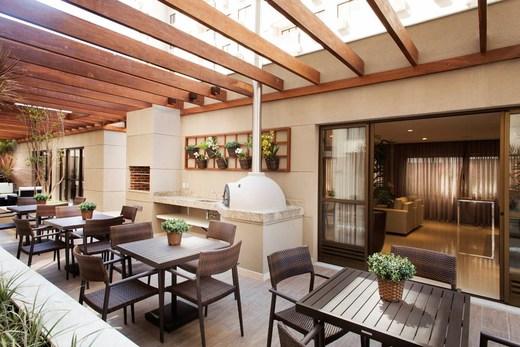 Espaco gourmet - Fachada - Nobre Norte Clube Residencial - 1328 - 28