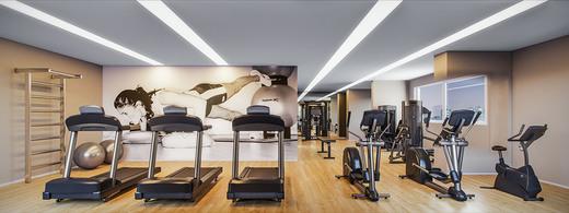 Fitness - Fachada - Next Astorga Condomínio Clube - 613 - 6