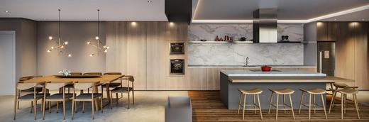 Espaco gourmet - Fachada - Next Astorga Condomínio Clube - 613 - 8
