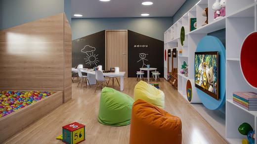 Espaco kids - Fachada - Next Astorga Condomínio Clube - 613 - 10
