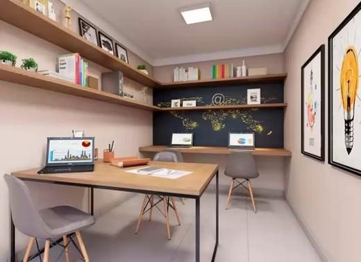 Coworking - Fachada - Plano&Reserva do Cambuci - 614 - 4