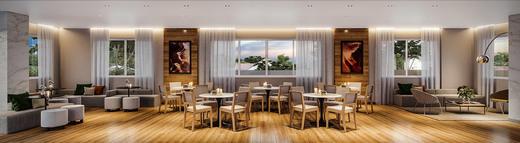 Salao de festas - Fachada - Next Astorga Condomínio Clube - 613 - 7