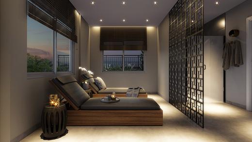 Descanso sauna - Fachada - Next Astorga Condomínio Clube - 613 - 11