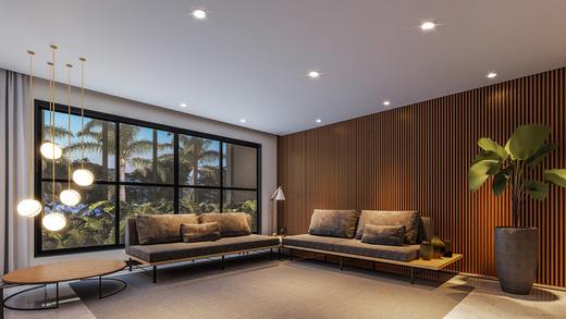 Hall - Fachada - Next Astorga Condomínio Clube - 613 - 2