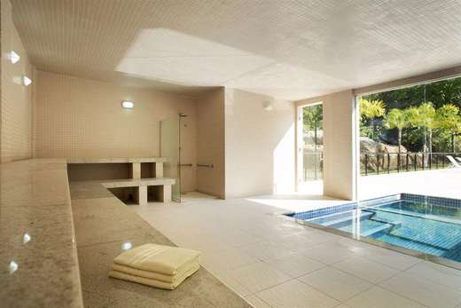Sauna - Fachada - Verdant Valley Residence - 101 - 18