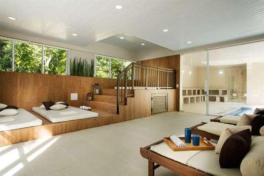 Sauna - Fachada - Verdant Valley Residence - 101 - 20