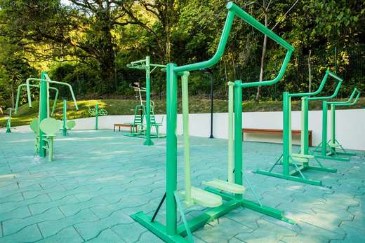 Espaco exercicio - Fachada - Verdant Valley Residence - 101 - 26