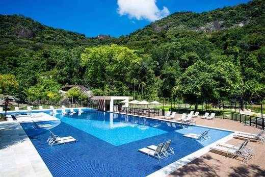 Piscina - Fachada - Verdant Valley Residence - 101 - 27