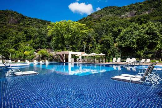 Piscina - Fachada - Verdant Valley Residence - 101 - 28