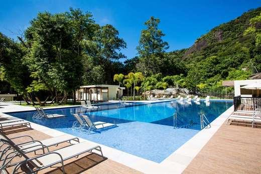 Piscina - Fachada - Verdant Valley Residence - 101 - 29