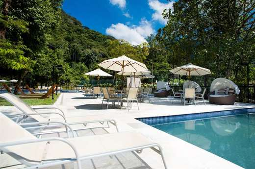 Piscina - Fachada - Verdant Valley Residence - 101 - 31