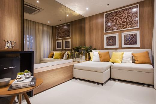 Living - Fachada - RJZ Cyrela Like Residencial Club - 102 - 8