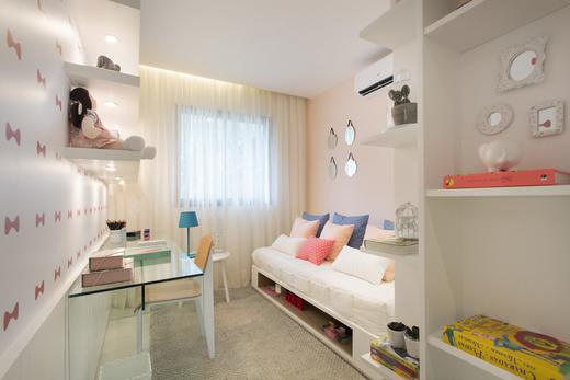 Dormitorio - Fachada - RJZ Cyrela Like Residencial Club - 102 - 13
