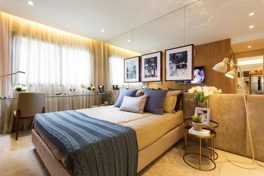 Dormitorio - Fachada - RJZ Cyrela Like Residencial Club - 102 - 15