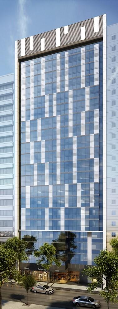Fachada - Fachada - Assembleia One - Lojas - 30 - 1