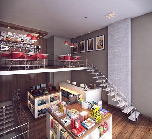 Espaco loja - Fachada - Assembleia One - 129 - 6