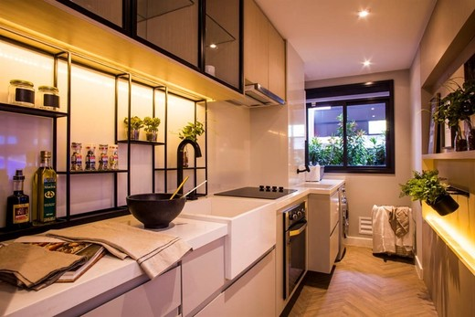 Cozinha - Apartamento 3 quartos à venda Tijuca, Rio de Janeiro - R$ 873.247 - II-5172-12790 - 12