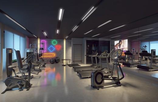 Fitness - Apartamento 3 quartos à venda Tijuca, Rio de Janeiro - R$ 873.247 - II-5172-12790 - 22