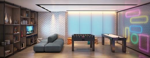 Salao de jogos - Apartamento 3 quartos à venda Tijuca, Rio de Janeiro - R$ 873.247 - II-5172-12790 - 26