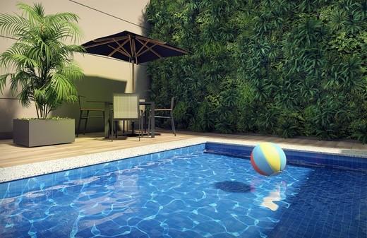 Piscina - Apartamento 3 quartos à venda Tijuca, Rio de Janeiro - R$ 873.247 - II-5172-12790 - 31