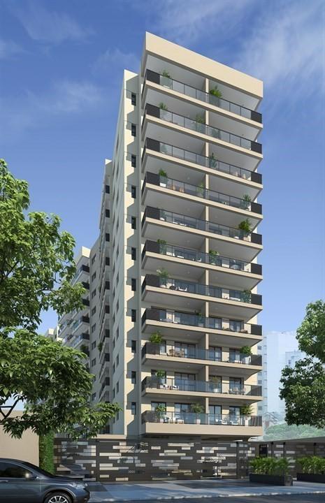 Fachada - Apartamento 3 quartos à venda Tijuca, Rio de Janeiro - R$ 873.247 - II-5172-12790 - 1