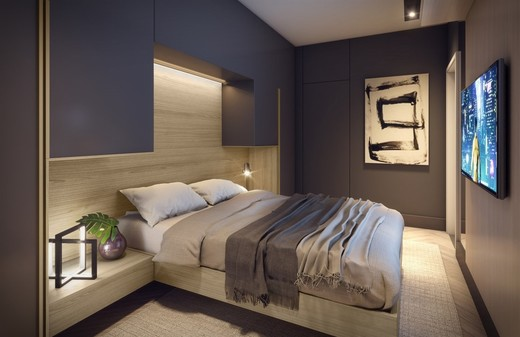 Living - Apartamento 3 quartos à venda Tijuca, Rio de Janeiro - R$ 873.247 - II-5172-12790 - 5