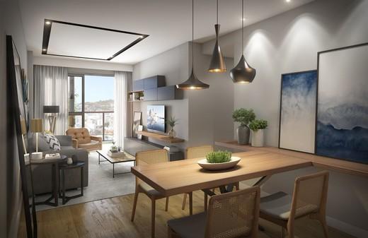 Living - Apartamento 3 quartos à venda Tijuca, Rio de Janeiro - R$ 873.247 - II-5172-12790 - 6