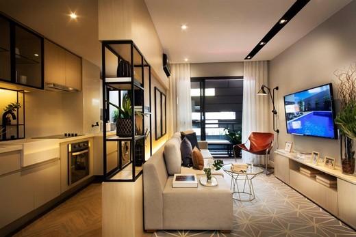 Living - Apartamento 3 quartos à venda Tijuca, Rio de Janeiro - R$ 873.247 - II-5172-12790 - 8