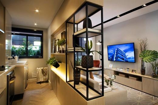 Living - Apartamento 3 quartos à venda Tijuca, Rio de Janeiro - R$ 873.247 - II-5172-12790 - 9