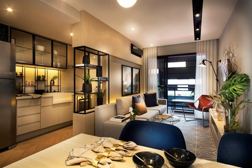 Living - Apartamento 3 quartos à venda Tijuca, Rio de Janeiro - R$ 873.247 - II-5172-12790 - 10