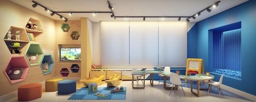 Brinquedoteca - Apartamento 3 quartos à venda Tijuca, Rio de Janeiro - R$ 873.247 - II-5172-12790 - 23