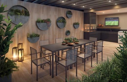 Churrasqueira - Apartamento 3 quartos à venda Tijuca, Rio de Janeiro - R$ 873.247 - II-5172-12790 - 28