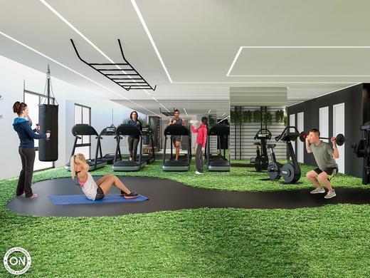 Fitness - Studio à venda Avenida dos Imarés,Moema, São Paulo - R$ 414.802 - II-5177-12805 - 5