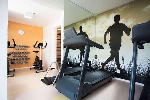 Fitness - Fachada - Way Bandeirantes Residencial - 100 - 5