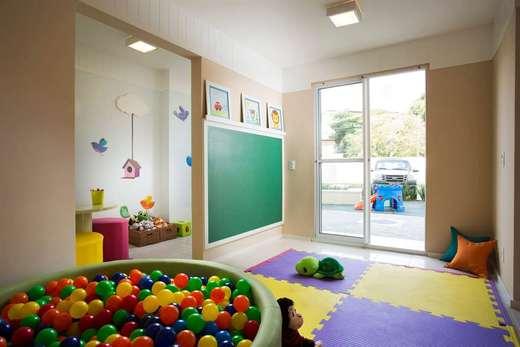 Espaco kids - Fachada - Way Bandeirantes Residencial - 100 - 7