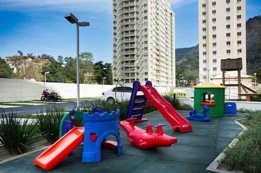 Playground - Fachada - Way Bandeirantes Residencial - 100 - 8