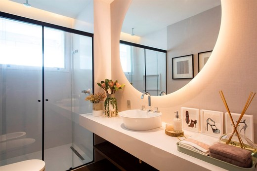 Banheiro - Fachada - Riserva Golf Vista Mare Residenziale - 27 - 17