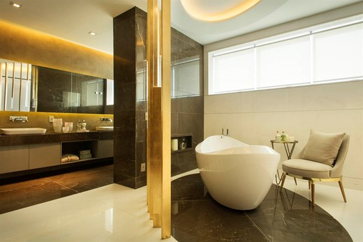 Banheiro - Fachada - Riserva Golf Vista Mare Residenziale - 27 - 18