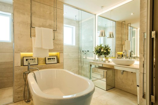 Banheiro - Fachada - Riserva Golf Vista Mare Residenziale - 27 - 20